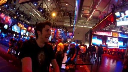 LOLZ À LA GAMESCOM - BOOBS, FUN & HOTDOGS