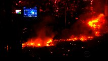 Fiery protests erupt in Kiev as demonstrators clash with riot police