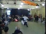 arts martiaux acrobatiques