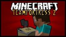 Minecraft Mod Spotlight - Team Fortress 2 Mod 1.7.2