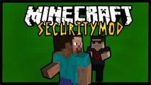 Minecraft Mod Spotlight - Security Mod - Bodyguards, Keys, Alarms + More 1.7.4