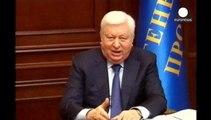 Des policiers ukrainiens pris en otage