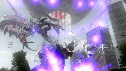 Launch Trailer de Earth Defense Force 2025