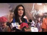 Anuradha (2014) Film Lead Star Hrishita Bhatt Spotted at Anuradha Music