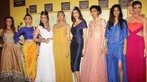 Lakme Fashion Week 2014 Press Conference | Mahi Gill,Neha Sharma, Mandira Bedi