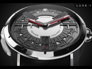Christophe Claret, Van Cleef & Arpels, Jaeger-LeCoultre, watches and jewelry, Viktor & Rolf