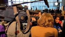 European Parliament pushes for sanctions over Ukraine violence
