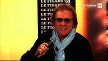 """François Valéry chante son nouveau """"tube"""" en live au Figaro"""
