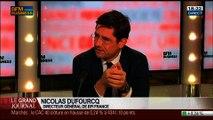 Nicolas Dufourcq, directeur général de la Banque publique d'investissement, dans Le Grand Journal – 19/02 2/4