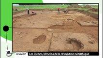 18h à savoir : un trésor néolithique à Haute-Goulaine
