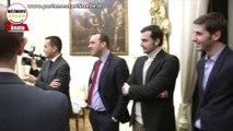 M5S - ESCLUSIVO: Beppe Grillo prima dell'incontro con Renzie - MoVimento 5 Stelle
