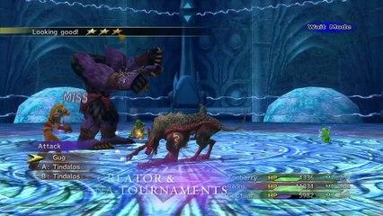Les nouveautés de Final Fantasy X | X-2 HD Remaster