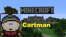 Minecraft Pixel Art: Cartman (Southpark) Tutorial