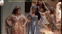 Suleiman the Magnificent / Act1 : Hurrem , Harem's new girl  / Tevfik Akbaşlı / Smyrna State Opera and Ballet