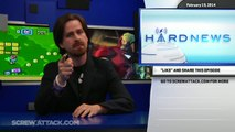 Hard News 02/19/14 - Irrational Games shuts down, Wolfenstein comes with Doom Beta, Year of Luigi - Hard News Clip