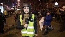 Fires burn bright in Kiev as spirits undaunted by terror: Maria Korenyuk reports