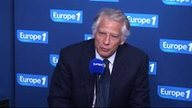 """Villepin : """"L'UE doit engager le dialogue avec la Russie"""" sur l'Ukraine"""