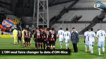 L'OM veut faire changer la date d'OM-Nice