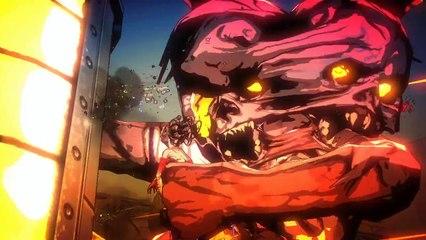 B-roll#4 de Yaiba : Ninja Gaiden Z