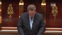 Intervention en séance publique sur la proposition de loi pour l'encadrement des stages