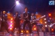 Brit Awards: Le show des lauréats sur scène