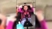 Ne jamais filmer ses enfants et conduire en même temps