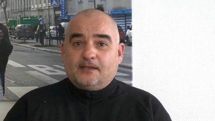 Témoignages d'élus CFDT:  Stéphane RABAL élu CAP et CTP au CdG de l'Isère