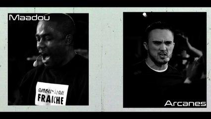Rap Contenders Edition 7 - Arcanes vs Maadou