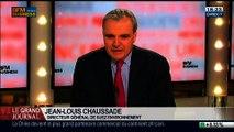 Jean-Louis Chaussade, directeur général de Suez environnement, dans Le Grand Journal – 20/02 2/4