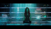 Meet the Guardians of the Galaxy - Gamora