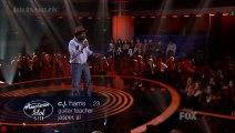 CJ Harris - Wild Card Song - American Idol 13