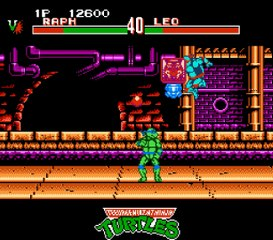 Teenage Mutant Ninja Turtles: Tournament Fighters Resource