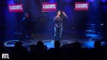 Amel Bent - Ne retiens pas tes larmes en LIVE dans le Grand Studio RTL