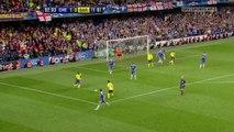 Gol de Andrés Iniesta - Chelsea 1-1 FC Barcelona