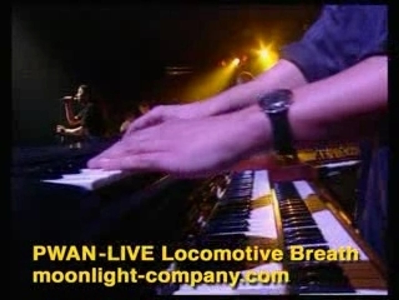 PWAN - Live Locomotive Breath