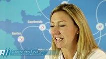 Clémentine Lucine, quintuple championne du monde en ski nautique interview entreprise