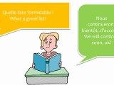 Learn French # Dialogue23 #20 nouveaux verbes français