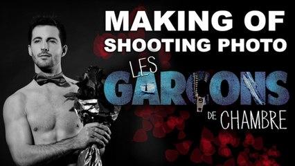 Les Garçons De Chambre - Shooting Saint Valentin 2014 - Léopold