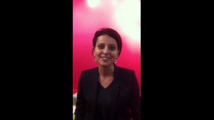 Najat Vallaud-Belkacem lance un défi pour l'égalité Femmes-Hommes à Pascal Canfin !