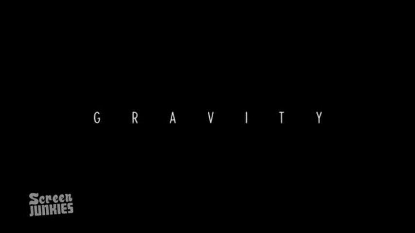 Honest Trailers - Gravity (vostfr)