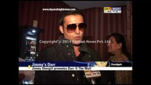 Jimmy Shergill promotes Darr @ The Mall
