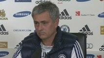 Mourinho confident of Chelsea win against Everton