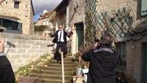 Antoine de Caunes dans le Calvados