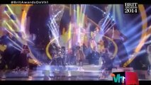 BRIT Awards 2014 (Main Event) 21st February 2014 Video Watch Online pt6