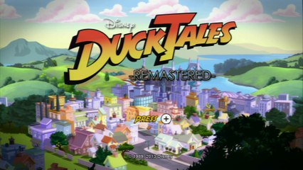 My Thoughts on Ducktales Remastered