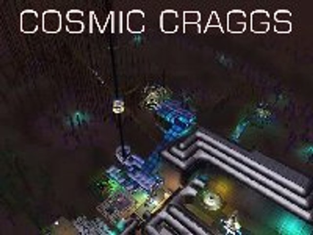 RCT3 Park - Cosmic Craggs