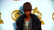 Pharrell Williams Auctions Off Hat For Charity
