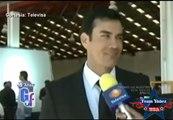 Eduardo Yañez en la campaña Galanes telenovela ,el piropo que mas le ha gustado