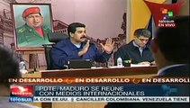Queremos paz con los Estados Unidos: Maduro