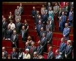 Hommage à la mémoire des disparus de la catastrophe aérienne au large des Comores - Mardi 30 Juin 2009